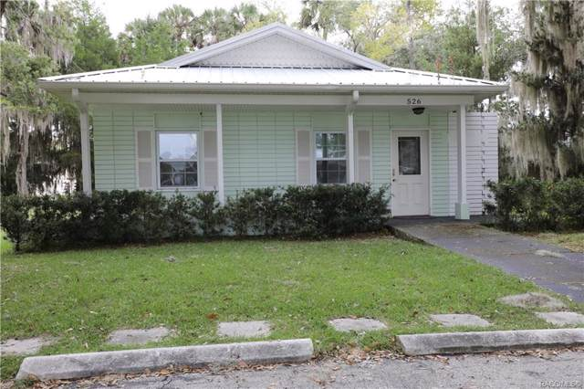525 NW 1st Avenue, Crystal River, FL 34428 (MLS #787056) :: Plantation Realty Inc.
