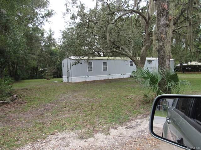 6520 W Linus Court, Crystal River, FL 34429 (MLS #787059) :: Plantation Realty Inc.