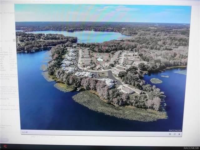 820 Pritchard Island Drive, Inverness, FL 34450 (MLS #787063) :: Pristine Properties