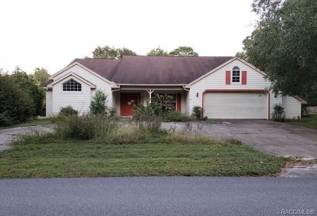 31 Pine Drive, Homosassa, FL 34446 (MLS #787080) :: Pristine Properties
