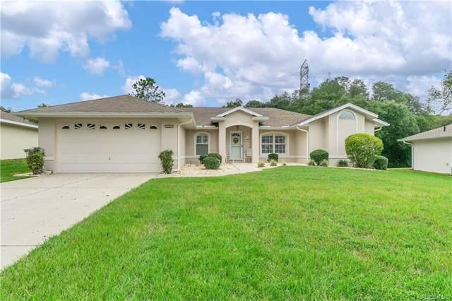 1312 S Brookfield Drive, Lecanto, FL 34461 (MLS #787129) :: Plantation Realty Inc.