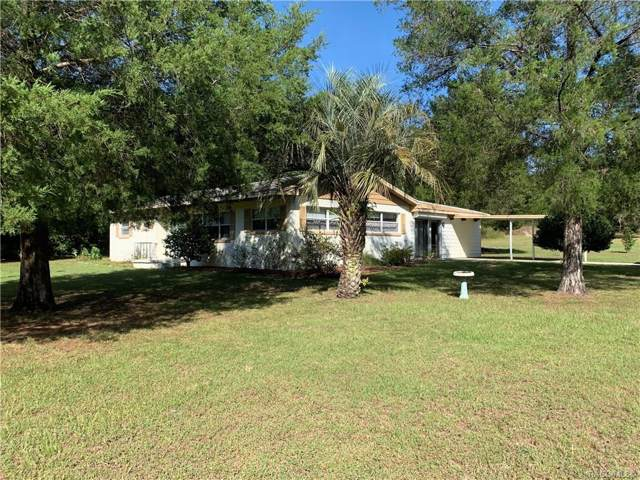 23627 SW Blueberry Lane, Dunnellon, FL 34431 (MLS #787142) :: Plantation Realty Inc.