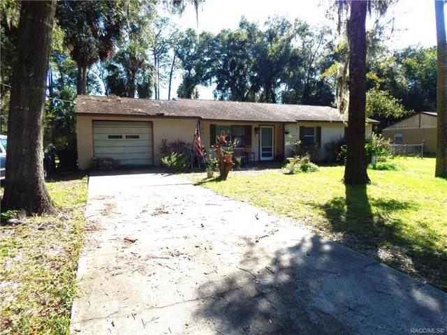 3455 N Olive Avenue, Crystal River, FL 34428 (MLS #787166) :: Pristine Properties