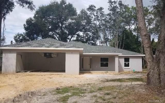1624 Dickinson Street, Inverness, FL 34450 (MLS #787172) :: Plantation Realty Inc.