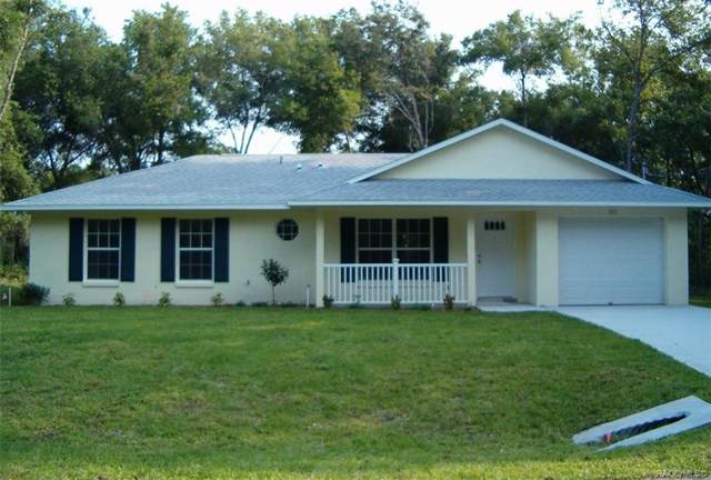 106 N Cunningham Avenue, Inverness, FL 34453 (MLS #787178) :: Pristine Properties
