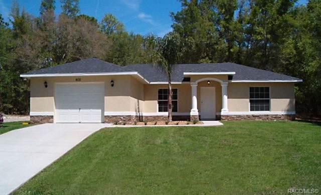 160 N Cunningham Avenue, Inverness, FL 34453 (MLS #787185) :: Pristine Properties
