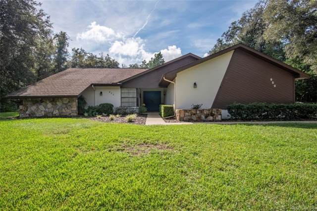 950 W Massachusetts Street, Hernando, FL 34442 (MLS #787204) :: Pristine Properties