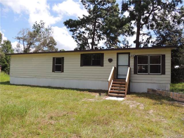 6241 S Carole Point, Homosassa, FL 34446 (MLS #787225) :: Plantation Realty Inc.