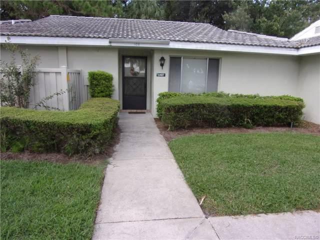 11487 W Bayshore Drive, Crystal River, FL 34429 (MLS #787237) :: Pristine Properties