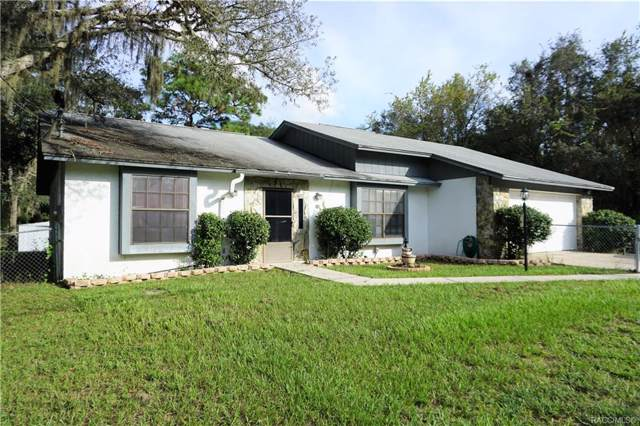 115 S Croft Avenue, Inverness, FL 34453 (MLS #787248) :: Plantation Realty Inc.