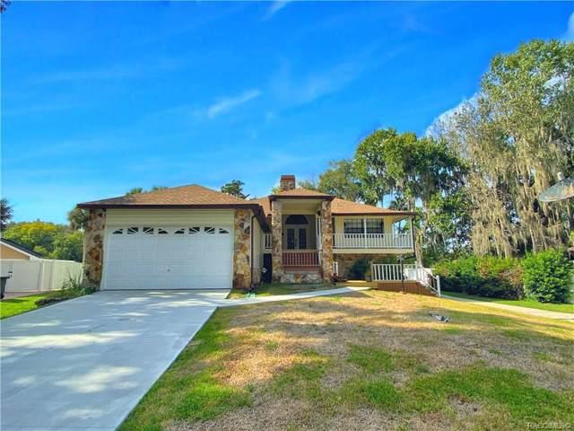 4211 S Purslane Drive, Homosassa, FL 34448 (MLS #787283) :: Plantation Realty Inc.