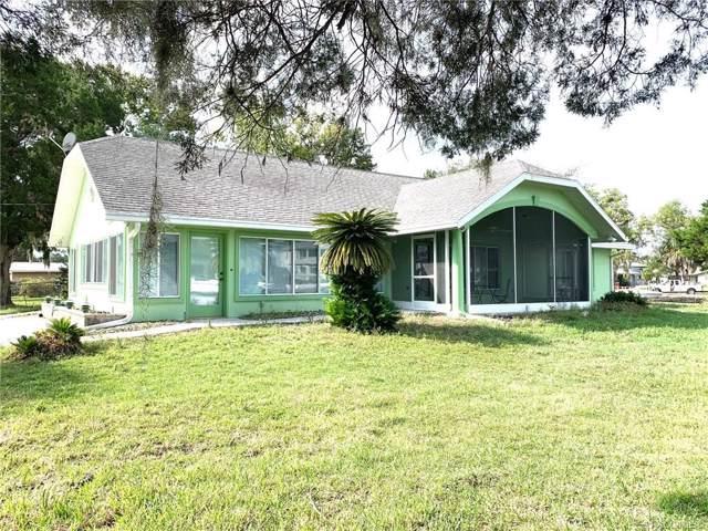 2011 NW 17th Street, Crystal River, FL 34428 (MLS #787292) :: Plantation Realty Inc.