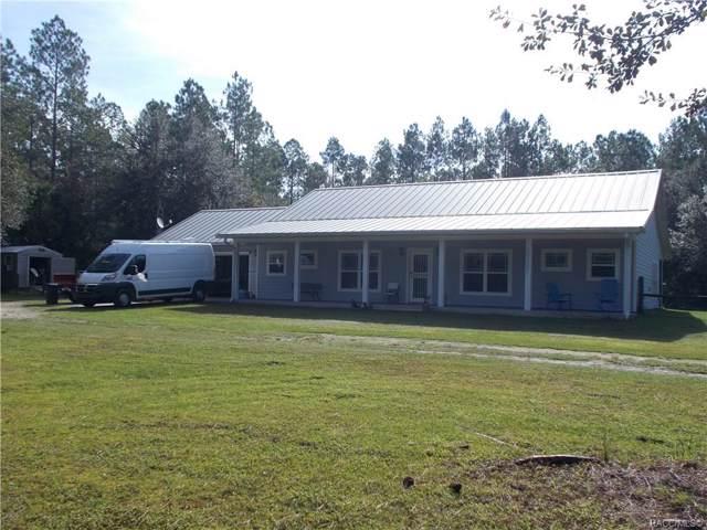 7050 SE Butler Road, Inglis, FL 34449 (MLS #787315) :: Pristine Properties