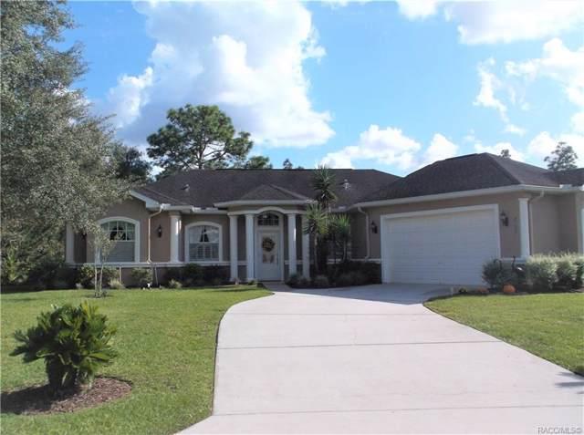212 Linder Drive, Homosassa, FL 34446 (MLS #787345) :: Plantation Realty Inc.