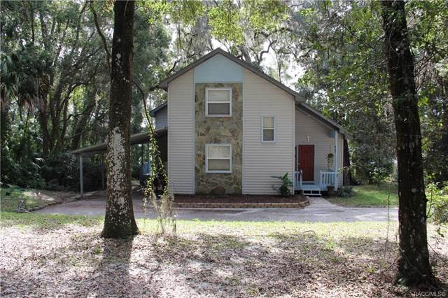 3546 E Perry Street, Inverness, FL 34453 (MLS #787349) :: Plantation Realty Inc.