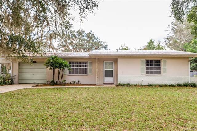 1814 Old Floral City Road, Inverness, FL 34450 (MLS #787364) :: Plantation Realty Inc.