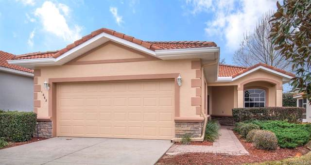 1062 W Copper Mist Court, Hernando, FL 34442 (MLS #787373) :: Pristine Properties