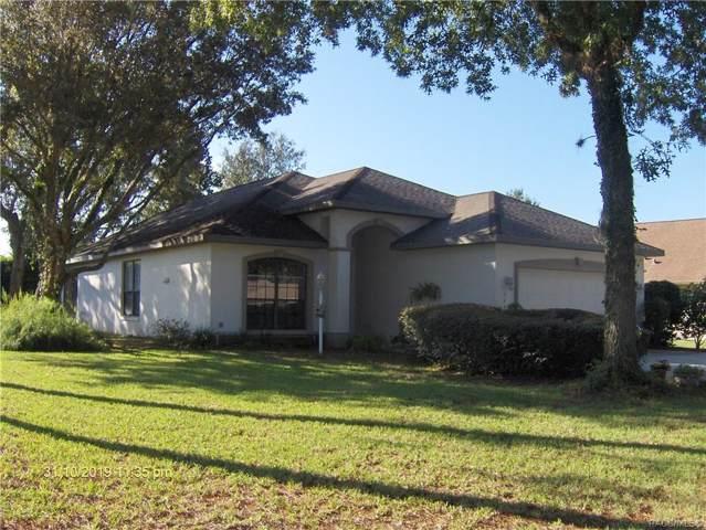 2451 N Brentwood Circle, Lecanto, FL 34461 (MLS #787376) :: Plantation Realty Inc.