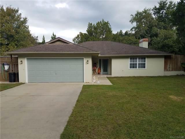 38 Palm Circle Drive, Inglis, FL 34449 (MLS #787393) :: Plantation Realty Inc.