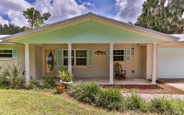 3697 N Suwannee Point, Crystal River, FL 34428 (MLS #787451) :: Plantation Realty Inc.