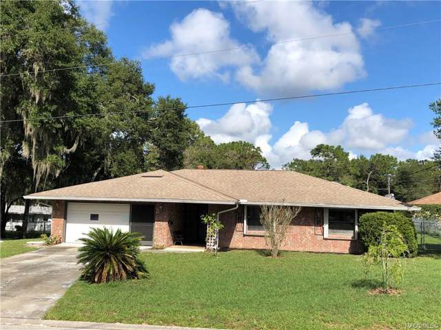 606 E Oak Street, Inverness, FL 34452 (MLS #787465) :: Plantation Realty Inc.