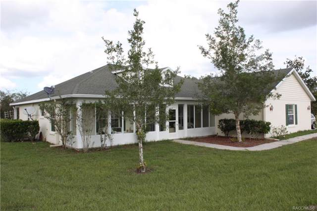 1225 W Mansfield Street, Lecanto, FL 34461 (MLS #787505) :: Plantation Realty Inc.