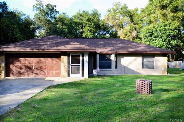 3515 E Glenn Street, Inverness, FL 34453 (MLS #787506) :: Plantation Realty Inc.