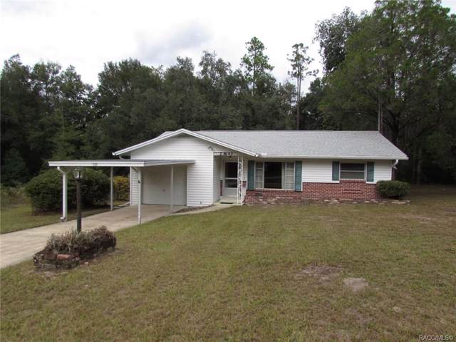 23643 SW Rainbow Lakes Boulevard, Dunnellon, FL 34431 (MLS #787519) :: Plantation Realty Inc.