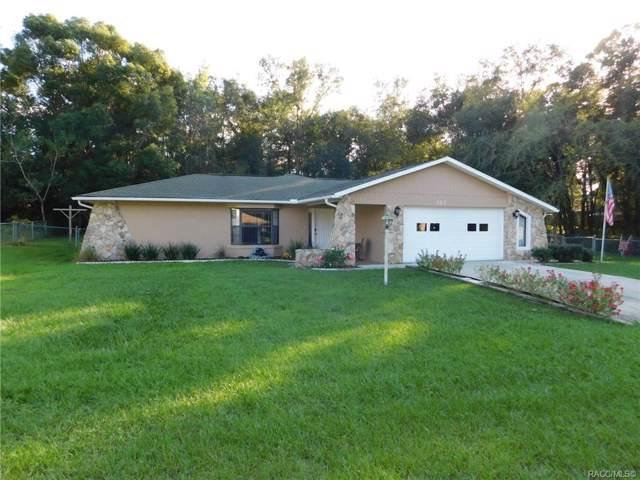 303 Vassar Street, Inverness, FL 34452 (MLS #787540) :: Plantation Realty Inc.