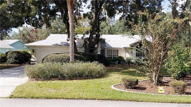4 Tupelo Court, Homosassa, FL 34446 (MLS #787556) :: Plantation Realty Inc.
