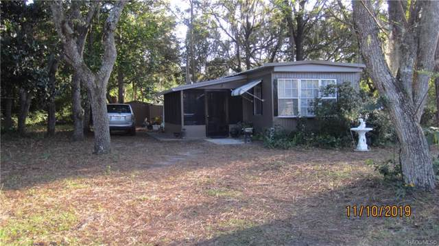 6430 W Grant Street, Homosassa, FL 34448 (MLS #787581) :: Plantation Realty Inc.