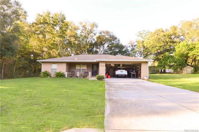 3753 E Johnson Place, Inverness, FL 34453 (MLS #787603) :: Plantation Realty Inc.