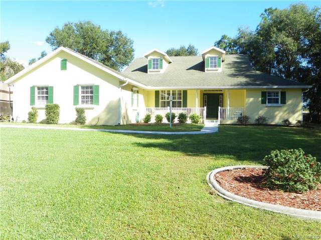 3367 S Oakdale Terrace, Inverness, FL 34452 (MLS #787611) :: Pristine Properties