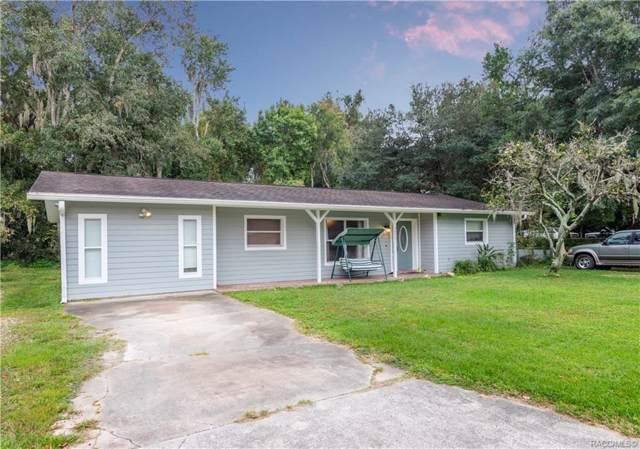 3651 N Hiawatha Terrace, Crystal River, FL 34428 (MLS #787627) :: Plantation Realty Inc.