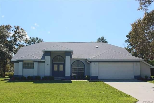 30 Poppy Street, Homosassa, FL 34446 (MLS #787633) :: Plantation Realty Inc.