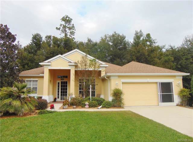 2883 N Folkestone Loop, Hernando, FL 34442 (MLS #787691) :: Plantation Realty Inc.