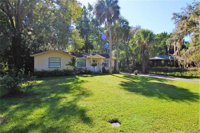 326 NE 9th Street, Crystal River, FL 34428 (MLS #787694) :: Pristine Properties