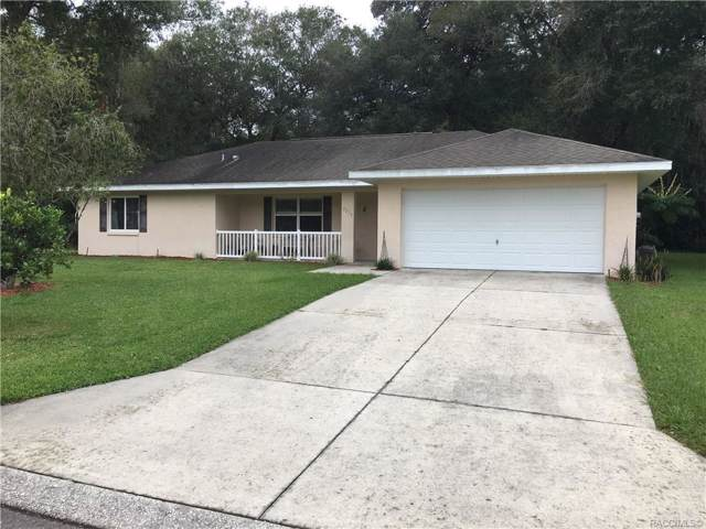 3574 S College Avenue, Inverness, FL 34452 (MLS #787720) :: Pristine Properties