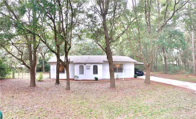 4034 S Garland Terrace, Inverness, FL 34452 (MLS #787724) :: Pristine Properties