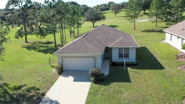 2809 N Brentwood Circle, Lecanto, FL 34461 (MLS #787734) :: Plantation Realty Inc.