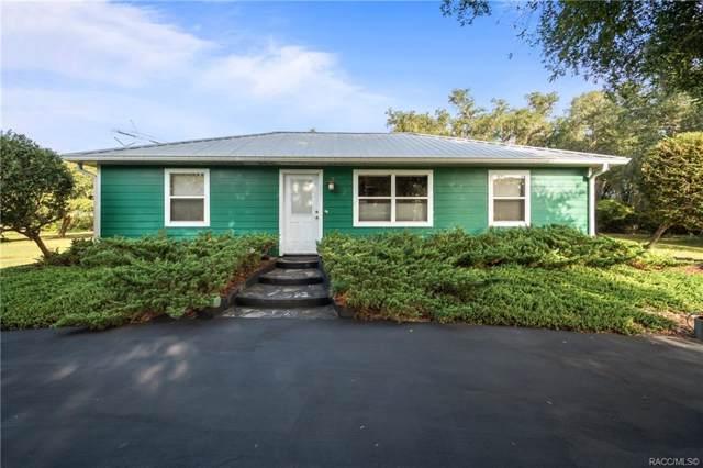 8196 N Wiley Post Way #22, Hernando, FL 34442 (MLS #787742) :: Plantation Realty Inc.