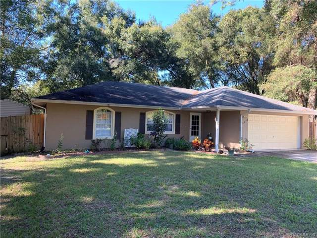 3536 S Highlands Avenue, Inverness, FL 34452 (MLS #787770) :: Pristine Properties