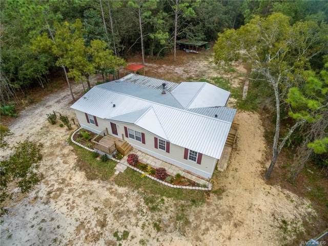 3810 S Cedar Terrace, Homosassa, FL 34448 (MLS #787779) :: Plantation Realty Inc.