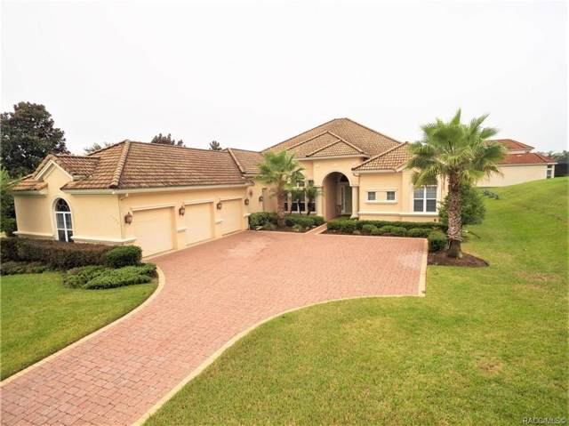 1578 N Tee Time Terrace, Hernando, FL 34442 (MLS #787781) :: Plantation Realty Inc.