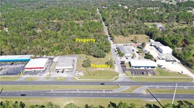 641 E Gulf To Lake Highway, Lecanto, FL 34461 (MLS #787827) :: Plantation Realty Inc.