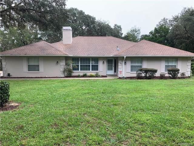 999 N Fresno Avenue, Hernando, FL 34442 (MLS #787837) :: Pristine Properties