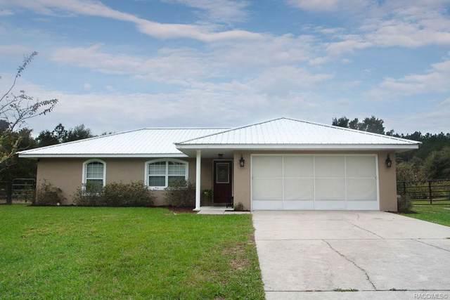 982 E Bismark Street, Hernando, FL 34442 (MLS #787841) :: Pristine Properties