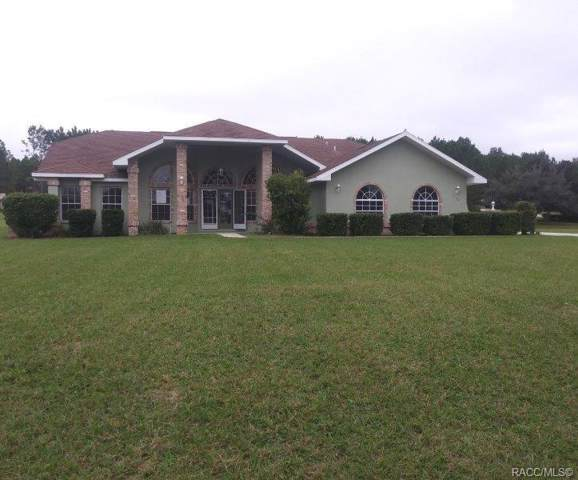 2172 N Essex Avenue, Hernando, FL 34442 (MLS #787843) :: Pristine Properties