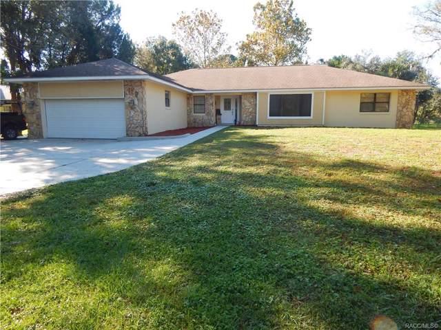 180 N Country Club Drive, Crystal River, FL 34429 (MLS #787862) :: Pristine Properties