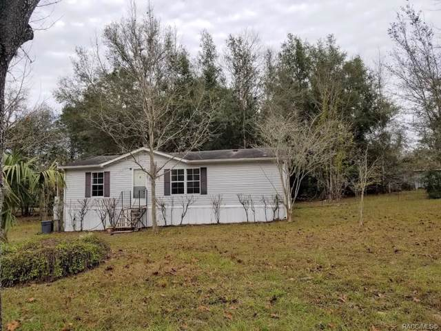 4350 S Songbird Drive, Lecanto, FL 34461 (MLS #787868) :: Plantation Realty Inc.